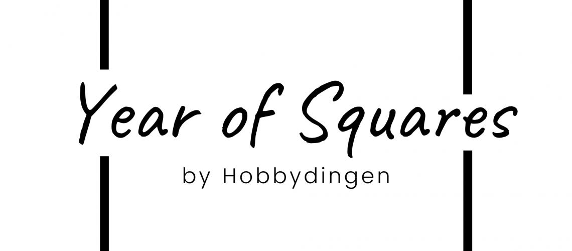 Deken haken met Year of Squares Crochet Along 2020 - Hobbydingen.com